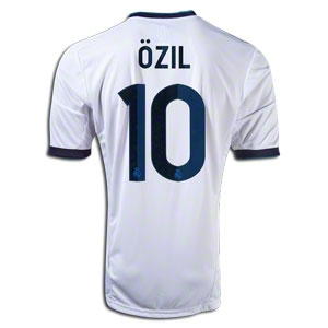 Real Madrid Mesut Ozil 10 sleeve