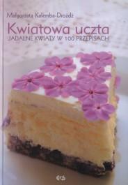 książka Jadalne kwiaty :)