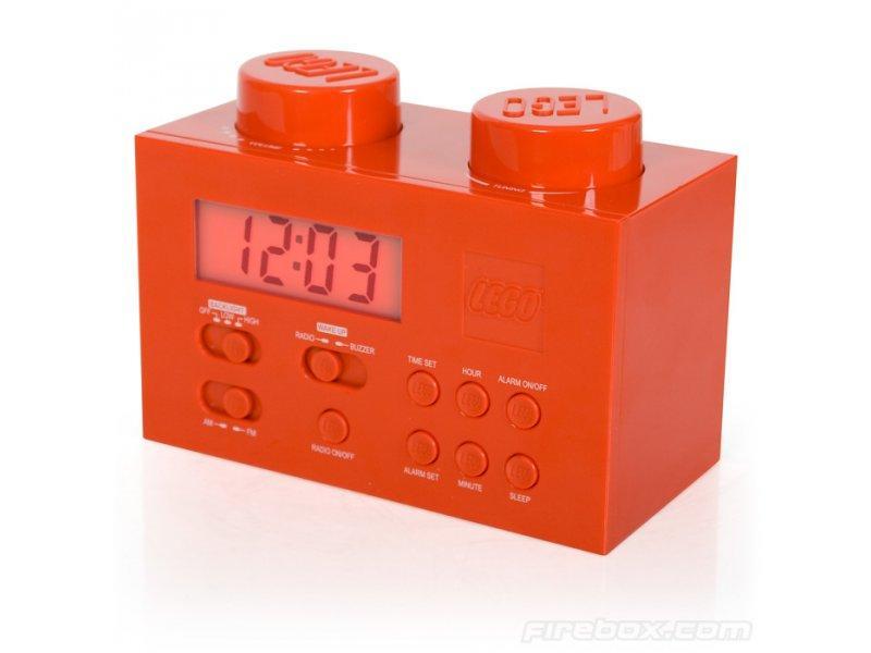 Lego radio budzik