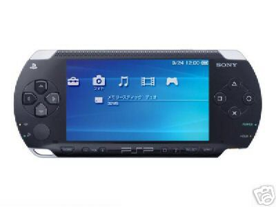 Psp- Playstation Portable