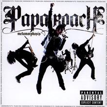 Płyta Papa Roach 'Metamorphosis