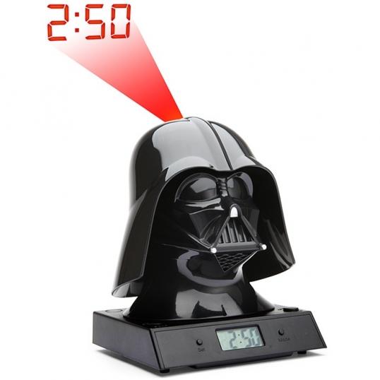 Budzik Star Wars Darth Vader - projekcyjny