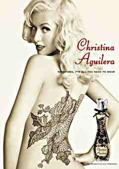 CHRISTINA AGUILERA WOMAN - TESTER