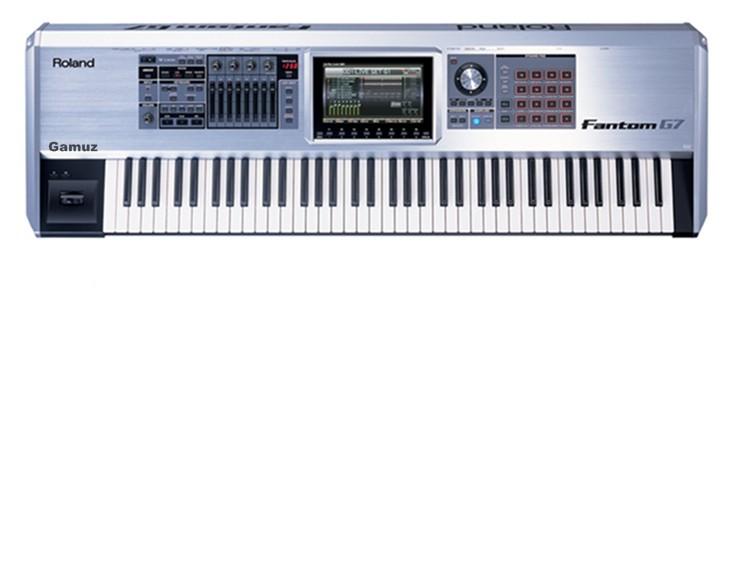 Syntezator Roland Fantom G7