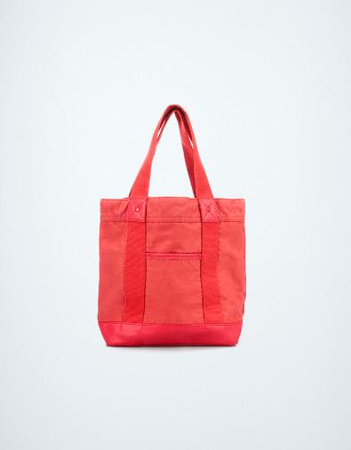 Torba shopper (czerwona)