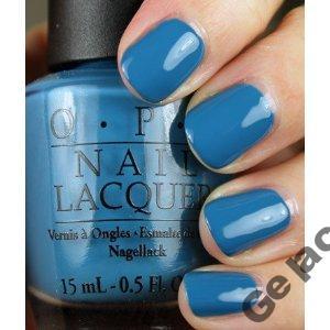 Lakier do paznokci-niebieski