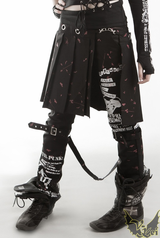 Spodnie visual kei