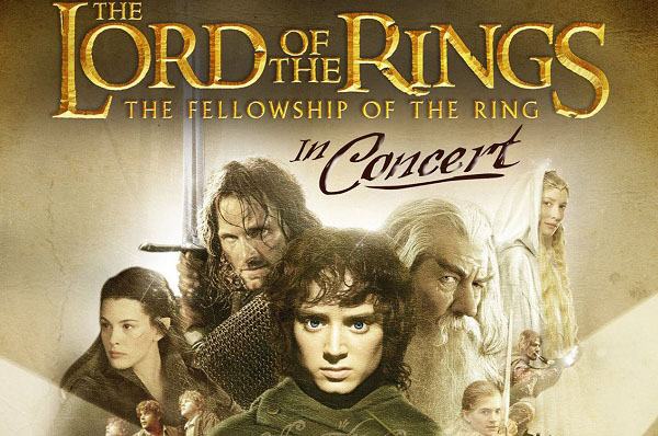 """Bilety na widowisko """"Władca Pierścieni: Drużyna Pierścienia in Concert"""""""