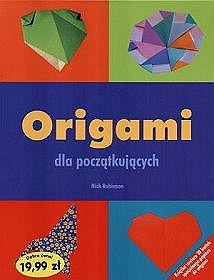 książka Origami (dla początkujących)