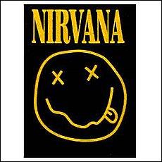 naszywka Nirvana