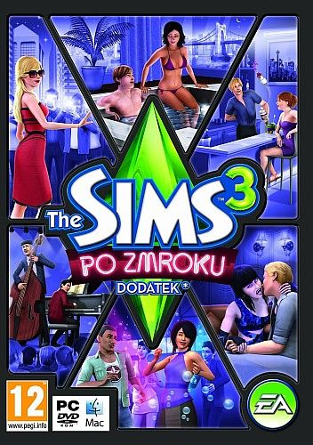 The Sims 3 - Po zmroku