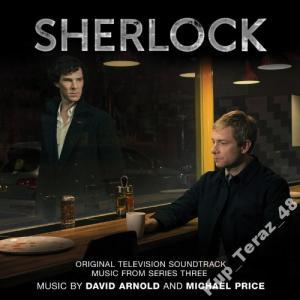 Sherlock- Series 3 - Soundtrack OST- CD P-ń