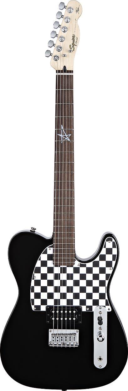 gitara elektryczna ; D