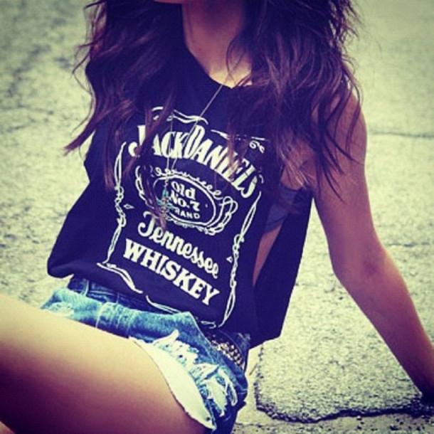 koszulka jack daniels M