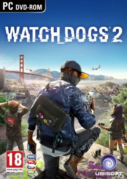 Watch Dogs 2 (PC lub PS4)