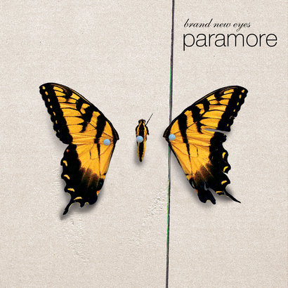 Paramore- Brand New Eyes