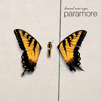 Paramore- Brand New Eyes