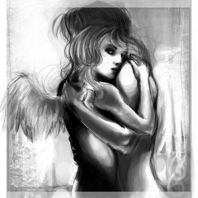 Własnego aniołka ^^