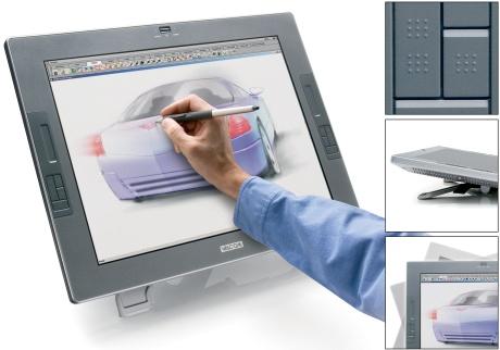 Wacom LCD CINTIQ 21UX