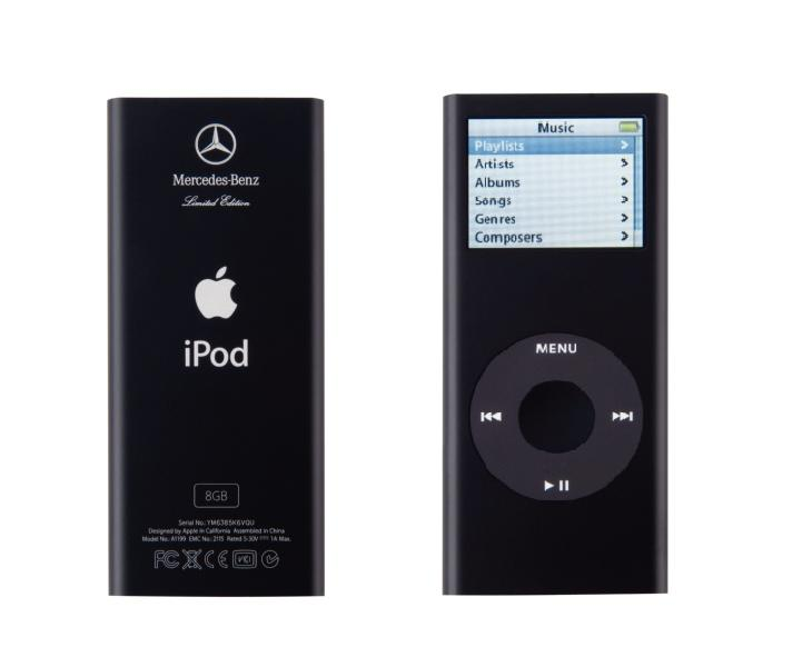 iPod nano 8GB black
