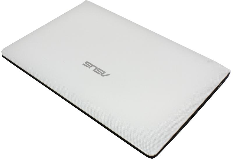 Biały Laptop ASUS X501A