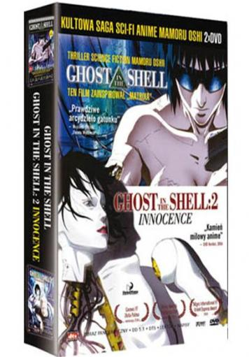 Ghost In The Shell 1+2