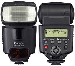 Lampa błyskowa Canon 430 EX II