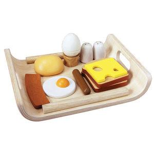 PLAN TOYS Śniadanie na tacy