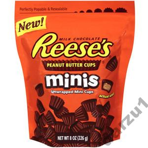 Reeses Minis Peanut Butter Cups 226g z USA