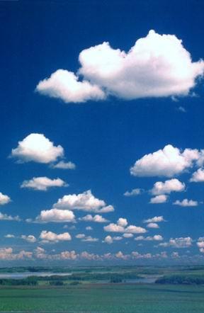 Album na zdjęcia z chmurami na okładce :)