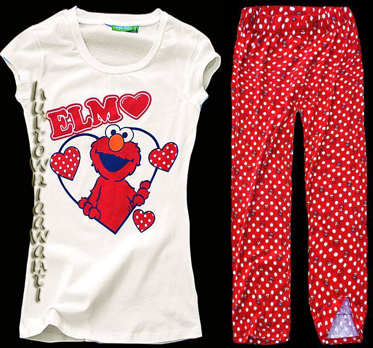 SESAME STREET piżamka