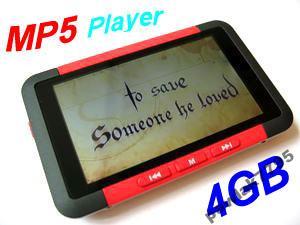 4GB 3.0'ekran MP5 - POLSKIE MENU! (519589013) - Aukcje internetowe Allegro