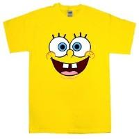 Żółta koszulka SpongeBob