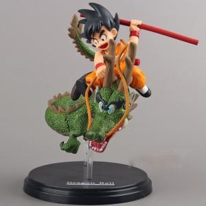 Figurka Son Goku Smok Dragon Ball  Z  15 cm