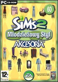 Sims 2 akcesoria: Młodziezówy styl