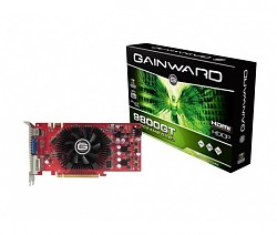 Karta Graficzna nVidia GeForce with CUDA 9800 GT Gainward 1GB HDMI&DVI (PCI-E)