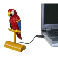 Pepe, gadająca papuga