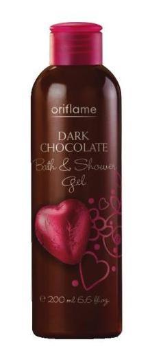Żel pod prysznic i płyn do kąpieli Gorzka czekolada ORIFLAME