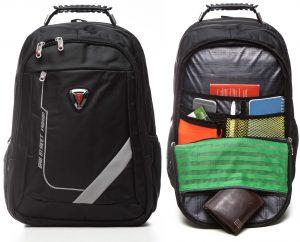 Plecak sportowy - czarny