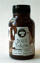 czekoladowo- kokosowy płyn