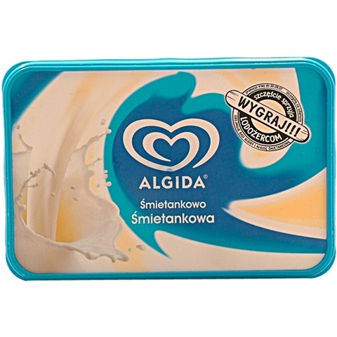 Lody 1l Algida
