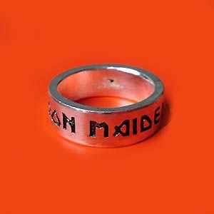 Obrączka Iron Maiden