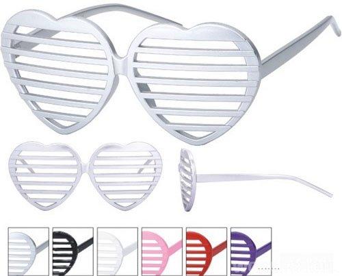 okulary SERCE
