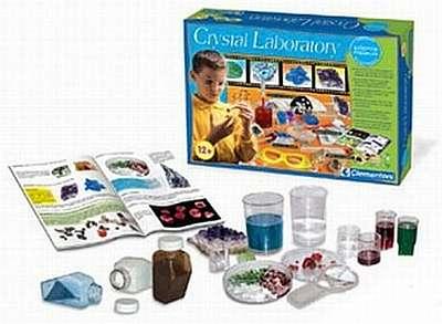 Nowe Laboratorium Kryształów ! 8+ Clementoni