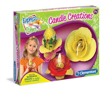 Candle creations - Clementoni
