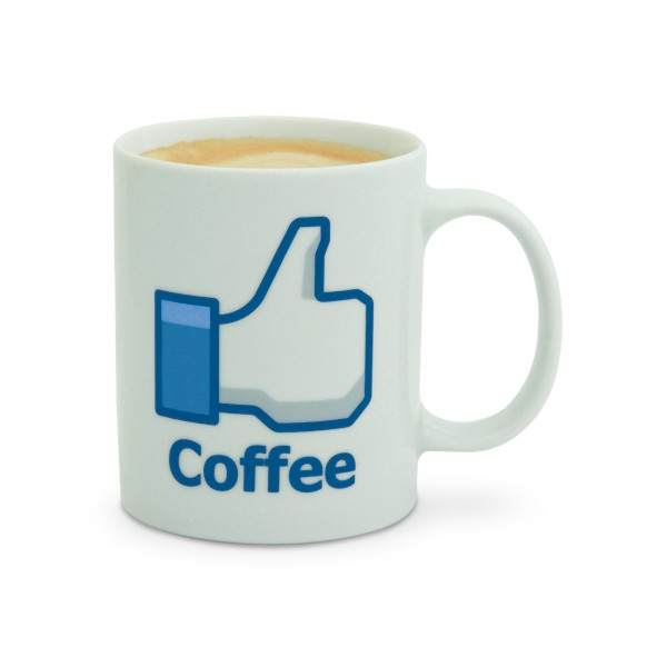 Facebookowy kubek