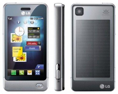 Komórka LG GD510