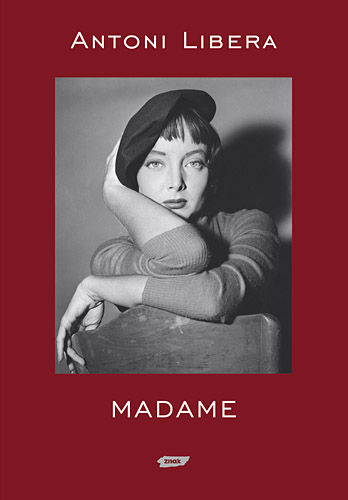 książka 'Madame' A. Libera