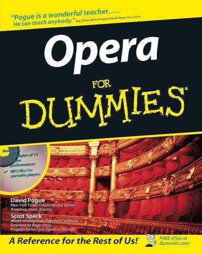 Książki o tematyce operowej