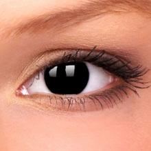 Czarne soczewki